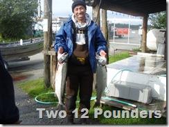 Two big Silvers
