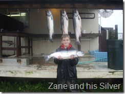 Zane with his Silver